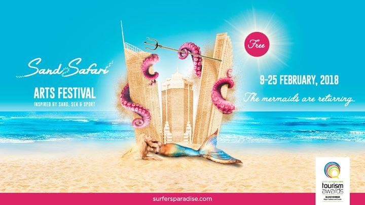 Sand Safari Arts Festival 2018
