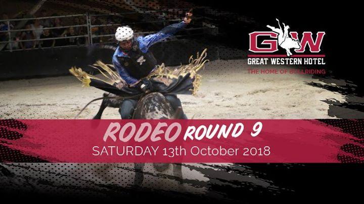 TG Rodeo | Round 9