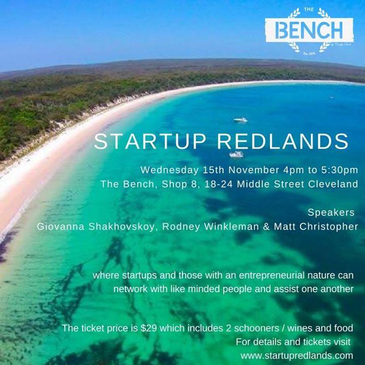 Start Up Redlands