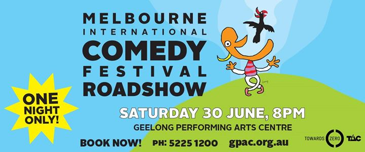 Melbourne International Comedy Roadshow