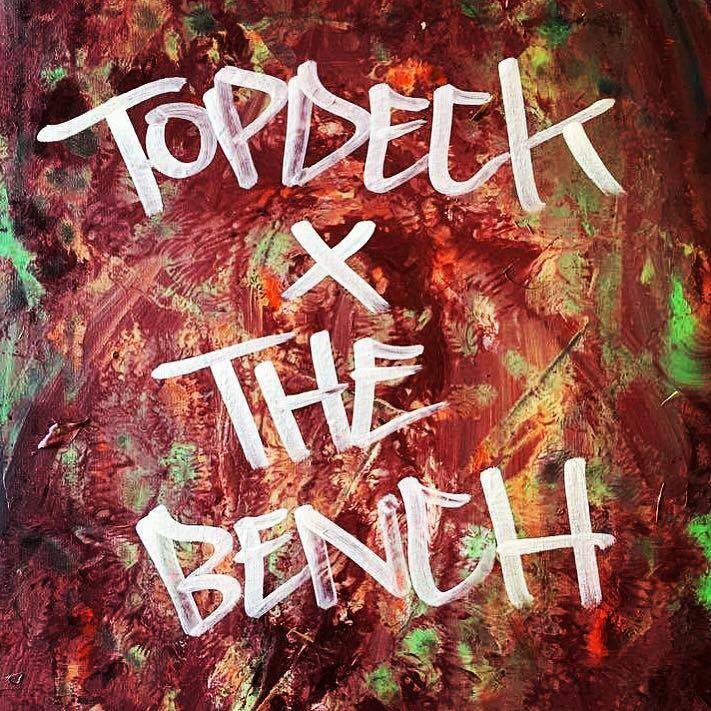 Sunday Bench Beats with DJ's Topdeck