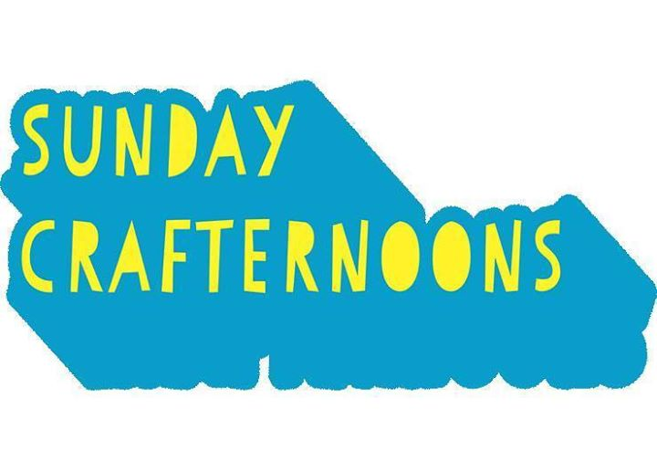 Sunday Crafternoons