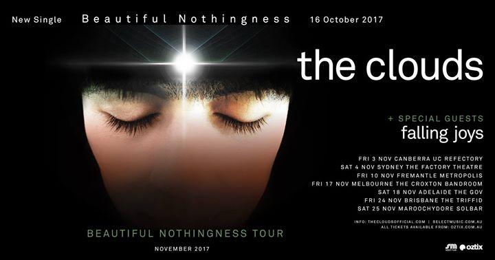 The Clouds Aus Tour with special guests Falling Joys - ACT