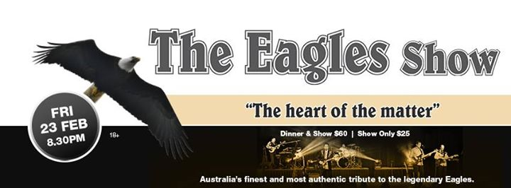 The Eagles Show - The Heart of the Matter