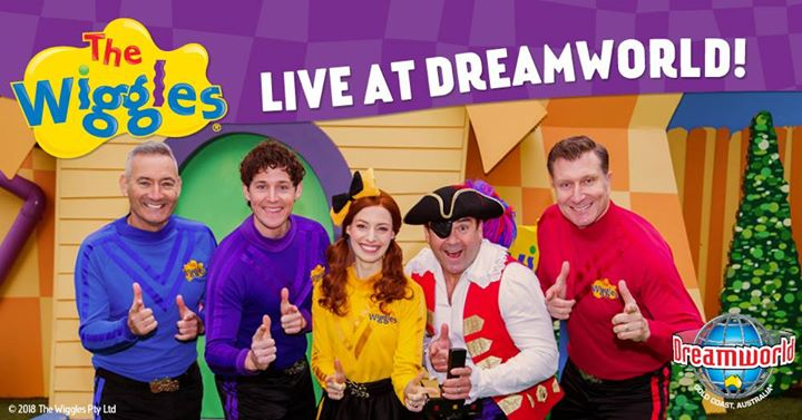 The Wiggles LIVE at Dreamworld