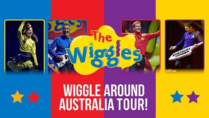 The Wiggles - Wiggle Around Australia Tour