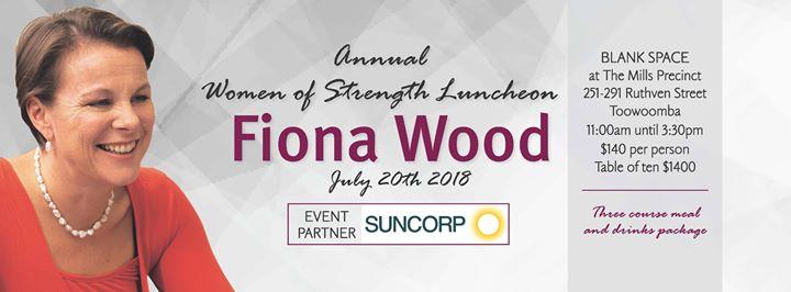 Women of Strength Luncheon 2018