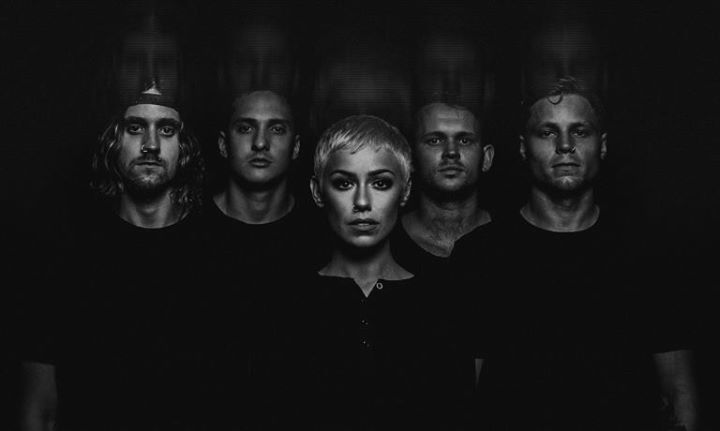 Tonight Alive at The Basement