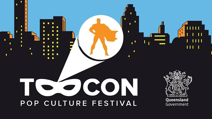 TooCon: Pop Culture Festival