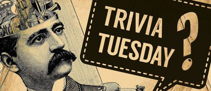 Trivia Tuesday with Dr M.