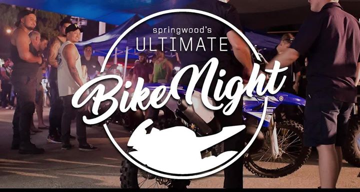 Ultimate Bike Night 2018