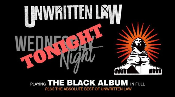 Unwritten Law - playing The Black Album - Coffs Harbour