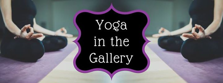 Yoga in the Gallery