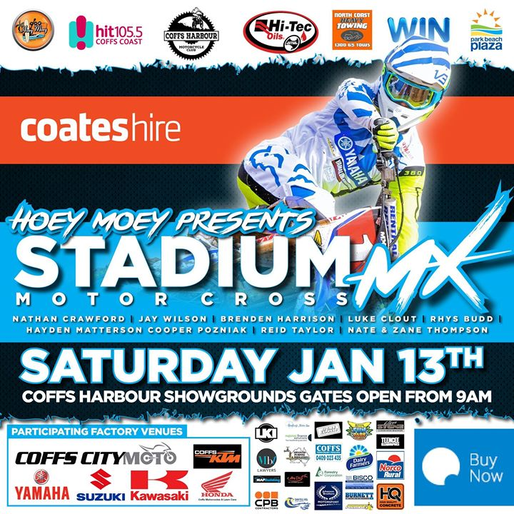 Coffs Harbour Stadium MX
