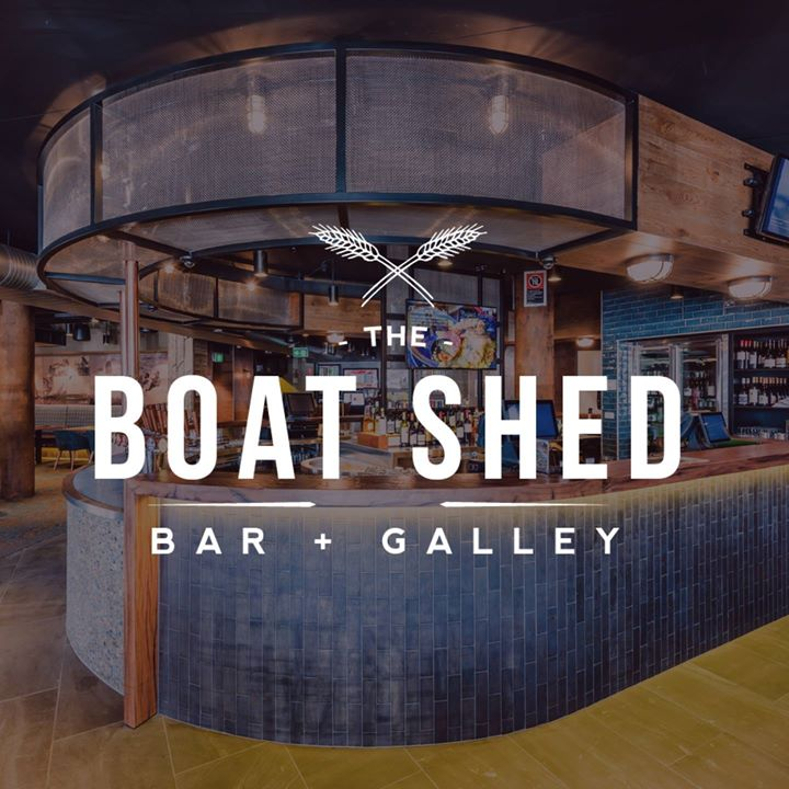 The Boat Shed Bar + Galley